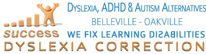 Dyslexia Correction